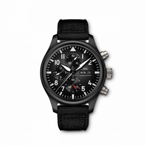 IW389101_Pilot's Watch Chronograph TOP GUN