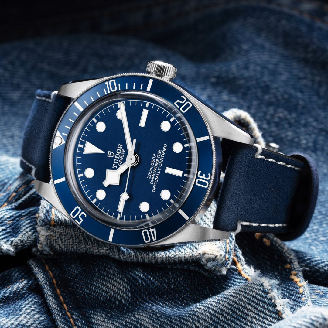 Black Bay Fifty-Eight « Navy Blue »