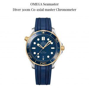 Omega-montre-été