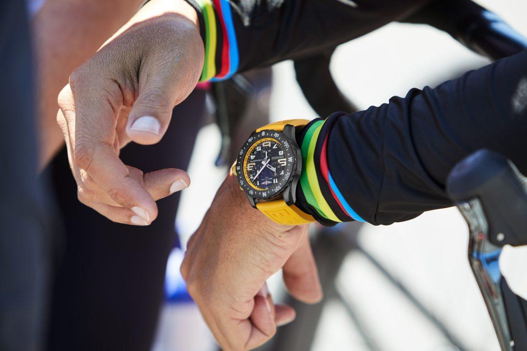 Avec la Endurance Pro, Breitling annonce la couleur