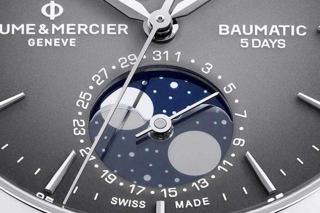 Baume & Mercier vise la Lune pour Noël