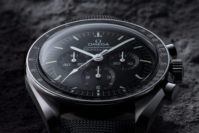 OMEGA dévoile sa nouvelle Speedmaster Moonwatch Professional